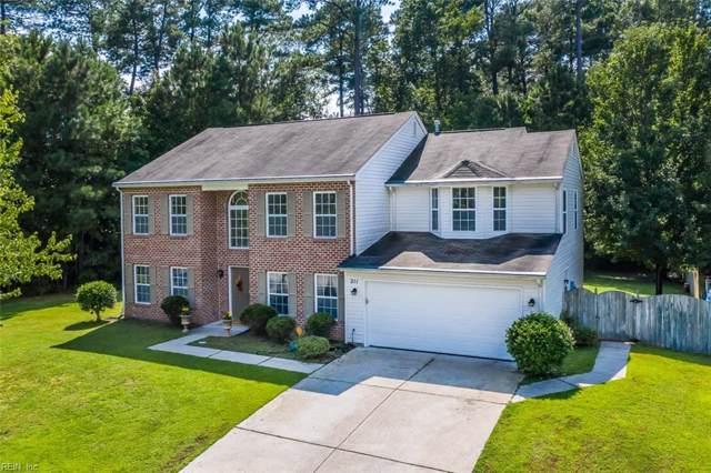 211 Tallyho Dr, York County, VA 23693 (MLS #10281579) :: Chantel Ray Real Estate