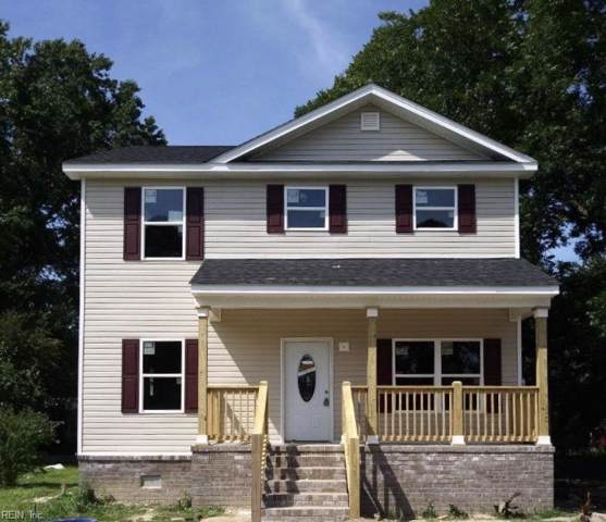 6 Maupin Ct A, Portsmouth, VA 23702 (#10281630) :: Berkshire Hathaway HomeServices Towne Realty