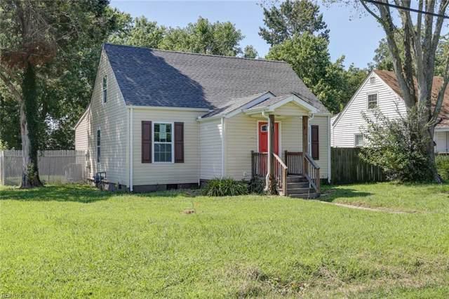 601 Chapel St, Hampton, VA 23669 (#10281652) :: Kristie Weaver, REALTOR