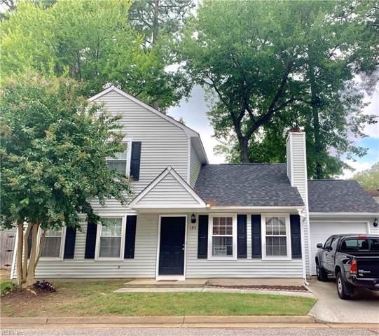 195 N Hunt Club Rn, Newport News, VA 23608 (#10281690) :: The Kris Weaver Real Estate Team