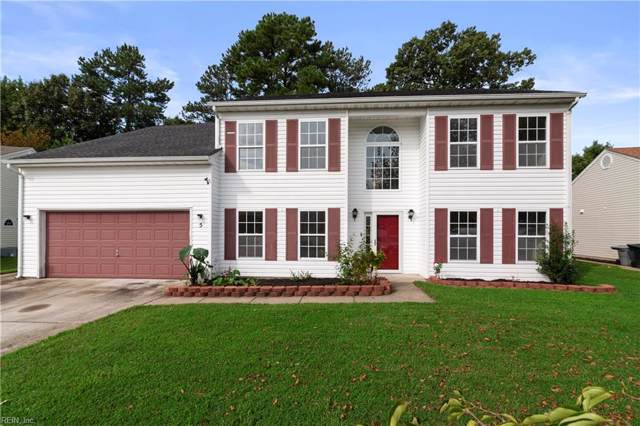 5 Ducette Dr, Hampton, VA 23666 (MLS #10281726) :: Chantel Ray Real Estate