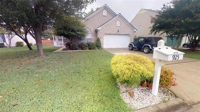 925 Holbrook Dr, Newport News, VA 23602 (MLS #10281780) :: Chantel Ray Real Estate
