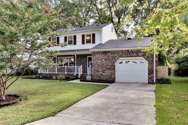 117 Wreck Shoal Dr, Newport News, VA 23606 (MLS #10281796) :: Chantel Ray Real Estate