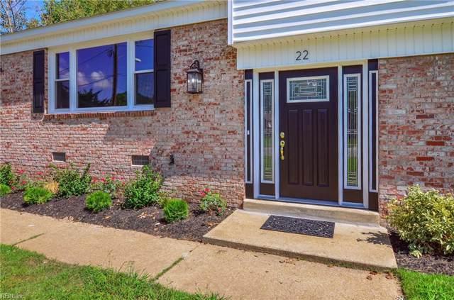 22 Bohnert Dr, Hampton, VA 23666 (#10281803) :: Upscale Avenues Realty Group