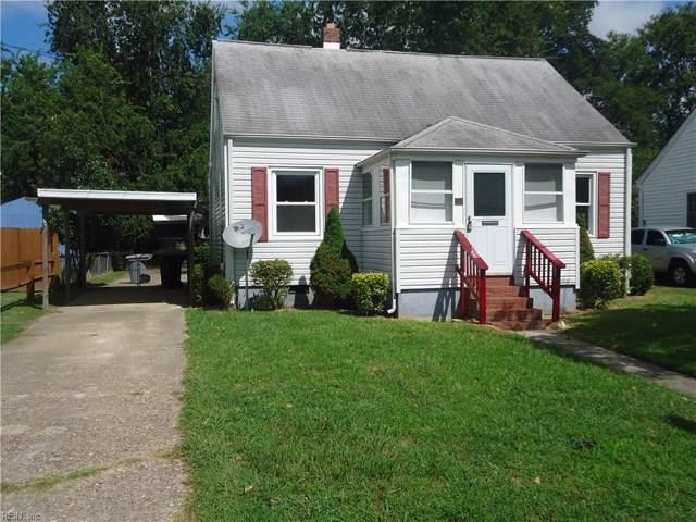 29 Westover St, Hampton, VA 23669 (MLS #10281857) :: AtCoastal Realty