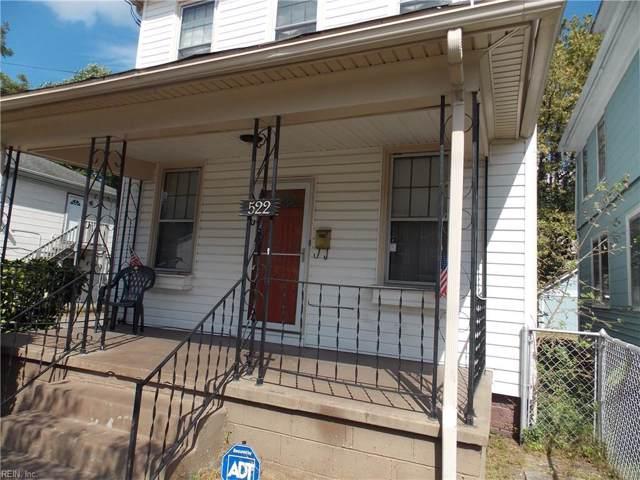 522 W 27th St W, Norfolk, VA 23517 (MLS #10281869) :: AtCoastal Realty