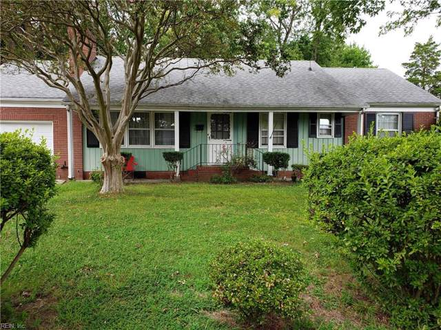 20 Raymond Dr, Hampton, VA 23666 (#10281989) :: Upscale Avenues Realty Group