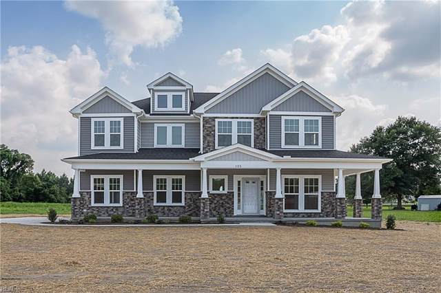 1250 Creekway Dr, Isle of Wight County, VA 23430 (#10282019) :: Kristie Weaver, REALTOR