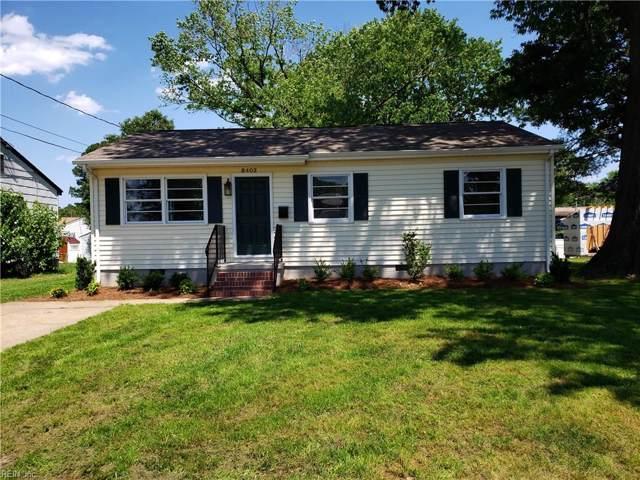 8402 Orcutt Ave, Hampton, VA 23605 (MLS #10282071) :: Chantel Ray Real Estate