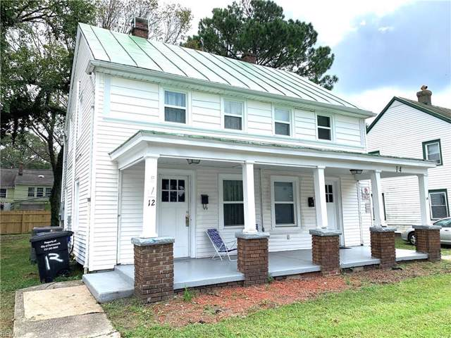 Portsmouth, VA 23702 :: RE/MAX Central Realty
