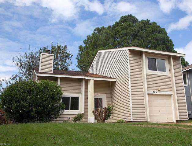 905 Thornhill Pl, Virginia Beach, VA 23462 (MLS #10282300) :: Chantel Ray Real Estate