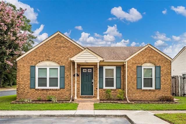 27 N Lake Loop D, Hampton, VA 23666 (MLS #10282339) :: Chantel Ray Real Estate