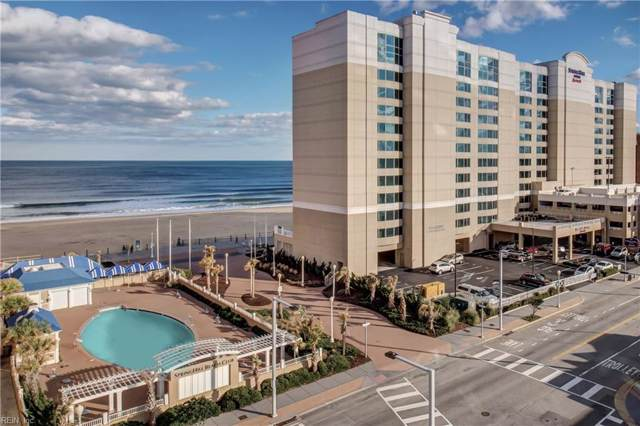 921 Atlantic Ave #701, Virginia Beach, VA 23451 (MLS #10282342) :: AtCoastal Realty