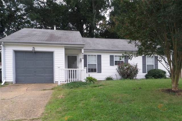 808 Old Point Ave, Hampton, VA 23663 (#10282358) :: Atkinson Realty
