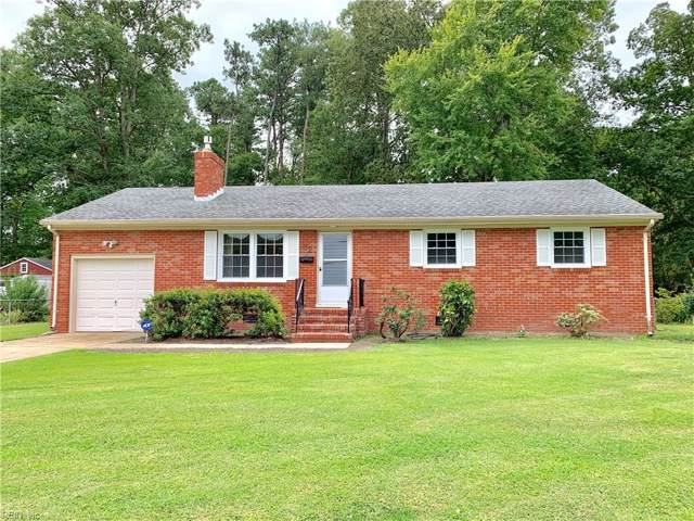 32 Lyliston Ln, Newport News, VA 23601 (#10282374) :: Atkinson Realty