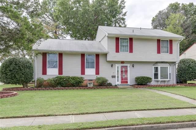 40 Sacramento Dr, Hampton, VA 23666 (#10282490) :: Berkshire Hathaway HomeServices Towne Realty