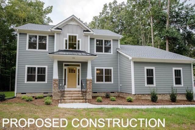 105 Willet Way, Newport News, VA 23606 (#10282525) :: Atkinson Realty