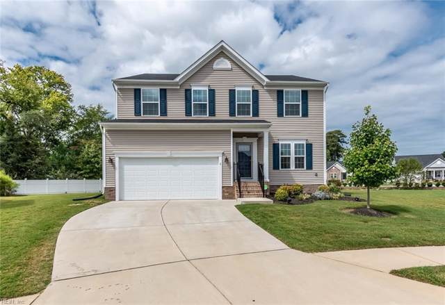 6 Ada Ct, Hampton, VA 23666 (MLS #10282537) :: Chantel Ray Real Estate