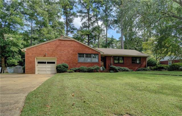2305 Bidgood Dr, Portsmouth, VA 23703 (#10282633) :: The Kris Weaver Real Estate Team
