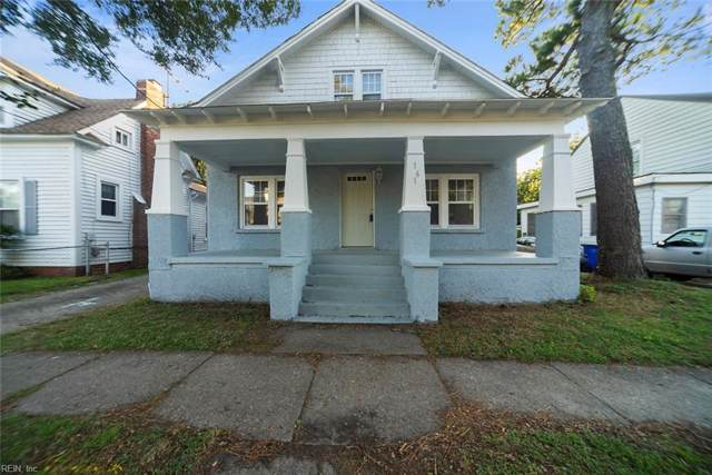 161 W Balview Ave, Norfolk, VA 23503 (MLS #10282680) :: Chantel Ray Real Estate