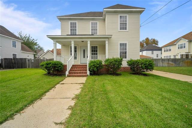 507 Fauquier Street St, Norfolk, VA 23523 (MLS #10282745) :: Chantel Ray Real Estate