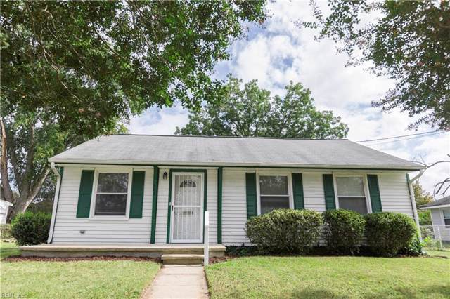 833 Workwood Rd, Norfolk, VA 23513 (MLS #10282748) :: Chantel Ray Real Estate