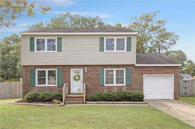 58 Hall Rd, Hampton, VA 23664 (#10283050) :: Kristie Weaver, REALTOR