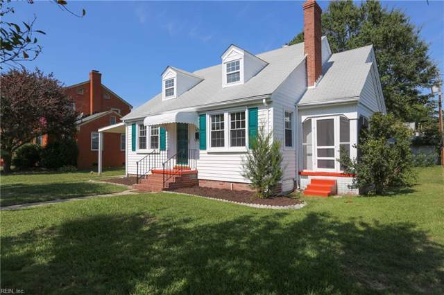 420 Sussex Dr, Portsmouth, VA 23707 (MLS #10283065) :: Chantel Ray Real Estate