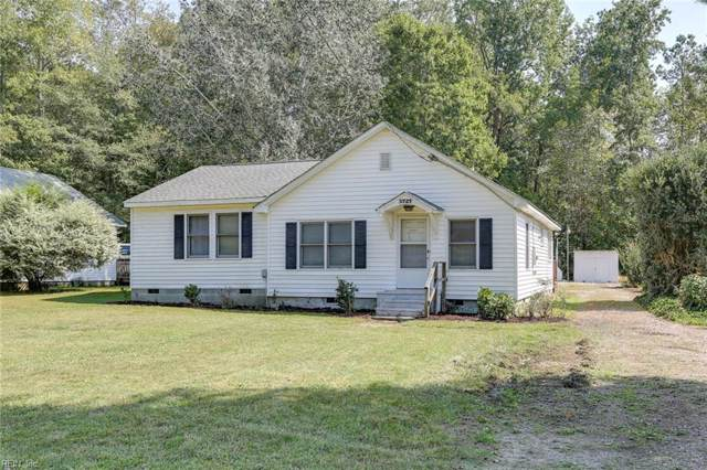 3727 N Courthouse Rd, New Kent County, VA 23140 (#10283102) :: Atkinson Realty