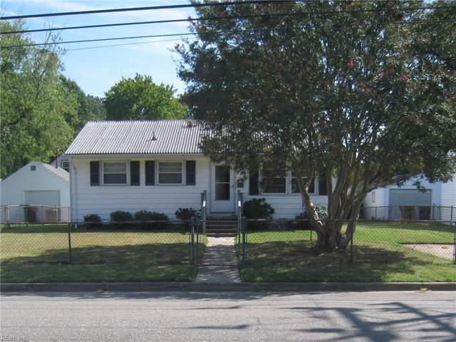 3323 Greenwood Dr, Hampton, VA 23666 (#10283115) :: Berkshire Hathaway HomeServices Towne Realty