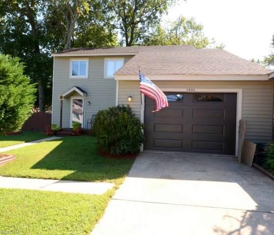 1231 Eaglewood Dr, Virginia Beach, VA 23454 (#10283172) :: Atkinson Realty