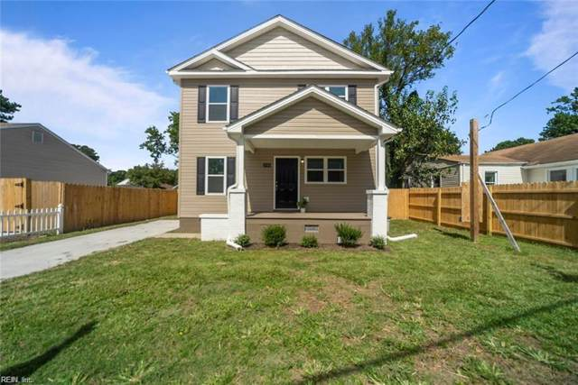 1040 Bland St, Norfolk, VA 23513 (#10283217) :: Rocket Real Estate
