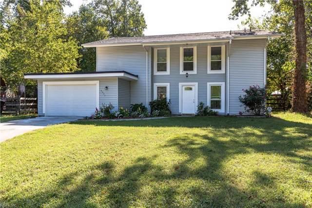 4033 Foxwood Dr, Virginia Beach, VA 23462 (#10283253) :: Rocket Real Estate