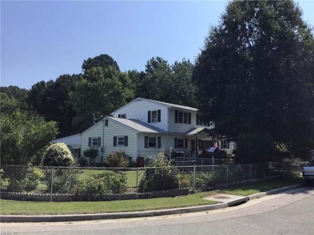 117 Prince William Rd, Newport News, VA 23608 (MLS #10283294) :: Chantel Ray Real Estate