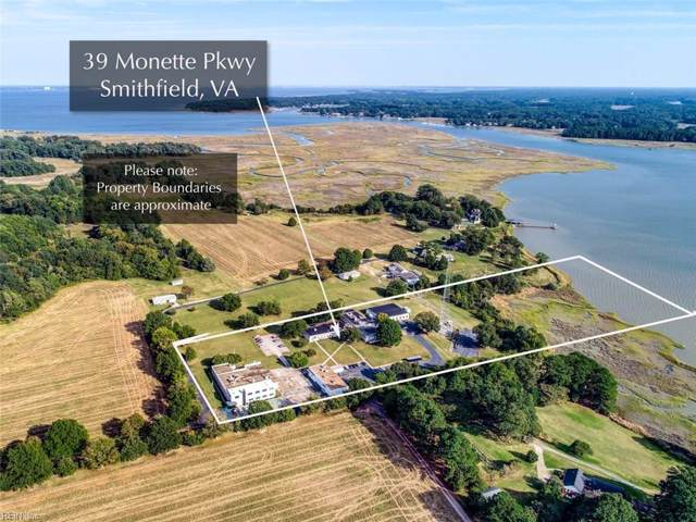 39 Monette Pw, Isle of Wight County, VA 23430 (#10283327) :: Atlantic Sotheby's International Realty
