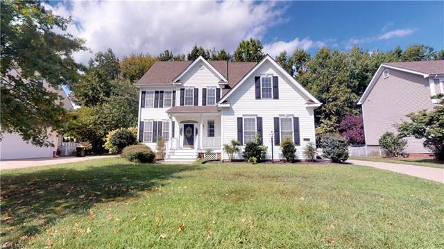 13169 Harbor Dr, Isle of Wight County, VA 23314 (#10283475) :: Atkinson Realty