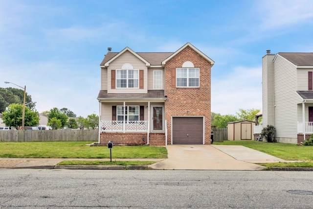 1310 79th St, Newport News, VA 23605 (#10283558) :: Berkshire Hathaway HomeServices Towne Realty