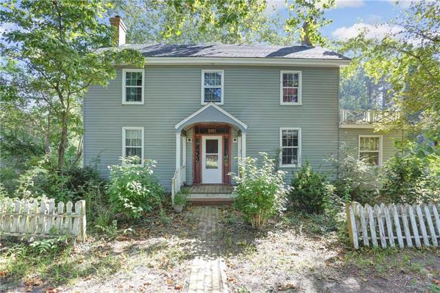 2421 New Point Comfort Hwy, Mathews County, VA 23109 (#10283627) :: Austin James Realty LLC