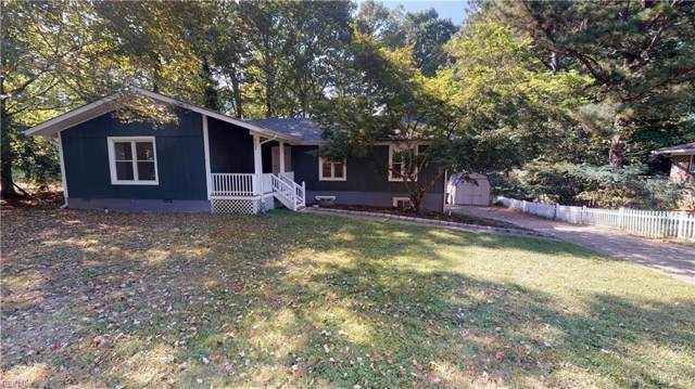 602 Tam O Shanter Blvd, York County, VA 23185 (MLS #10283762) :: Chantel Ray Real Estate