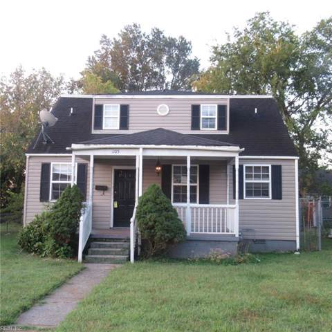 3105 Brighton St, Portsmouth, VA 23707 (#10283784) :: Rocket Real Estate