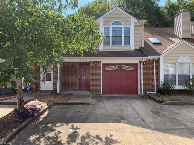 10 Hackberry Dr, Hampton, VA 23666 (#10283836) :: Atkinson Realty