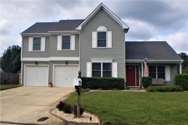 312 Silver Rail Ln, Chesapeake, VA 23323 (#10283841) :: Berkshire Hathaway HomeServices Towne Realty