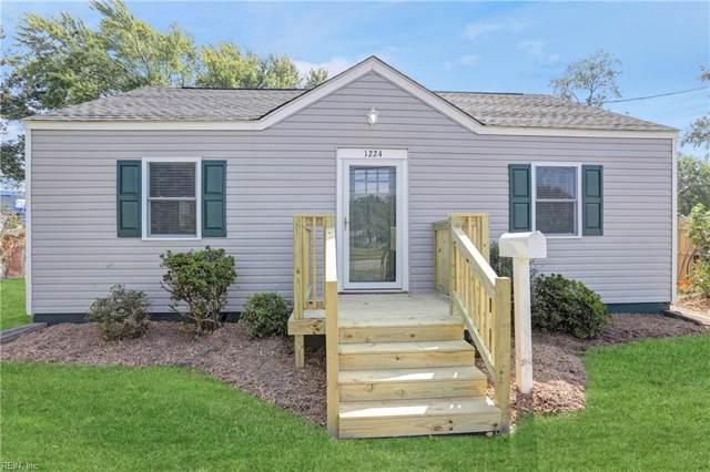 1224 N Mallory St, Hampton, VA 23663 (#10283922) :: Rocket Real Estate