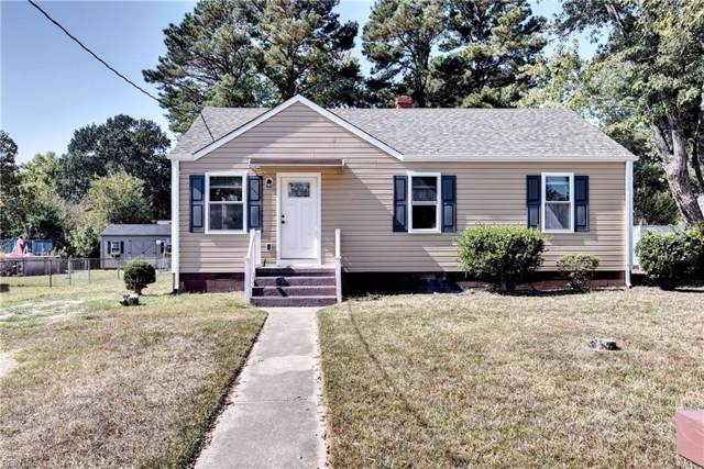 1207 Wilkins Dr, York County, VA 23185 (#10284020) :: RE/MAX Central Realty