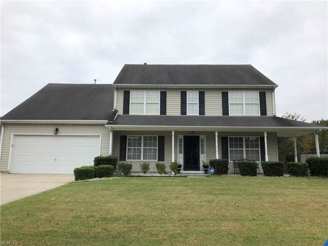 23320 Spring Crest Dr, Isle of Wight County, VA 23314 (#10284075) :: Rocket Real Estate