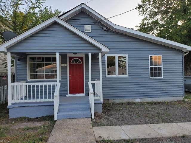 1123 Bethel Ave, Hampton, VA 23669 (#10284115) :: The Kris Weaver Real Estate Team