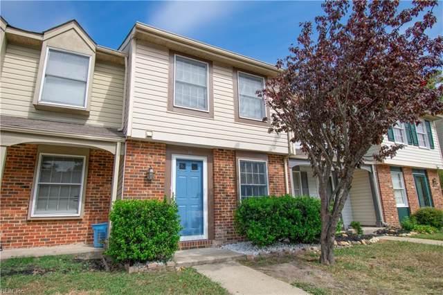 38 Lucinda Ct, Hampton, VA 23666 (#10284120) :: Abbitt Realty Co.