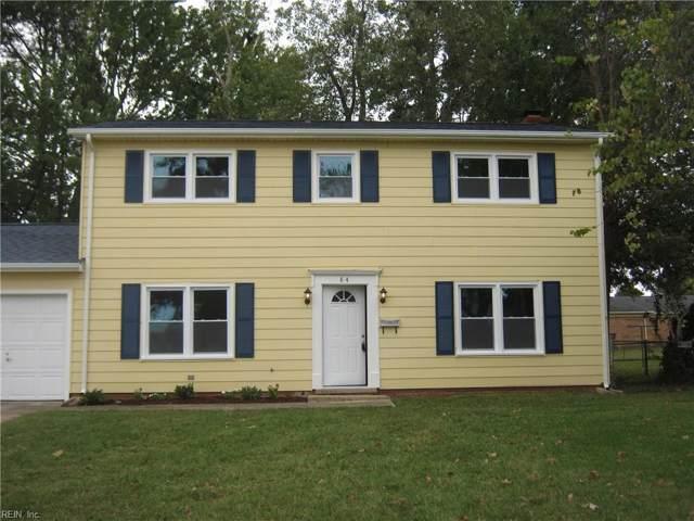 84 Tide Mill Ln, Hampton, VA 23666 (#10284197) :: Abbitt Realty Co.