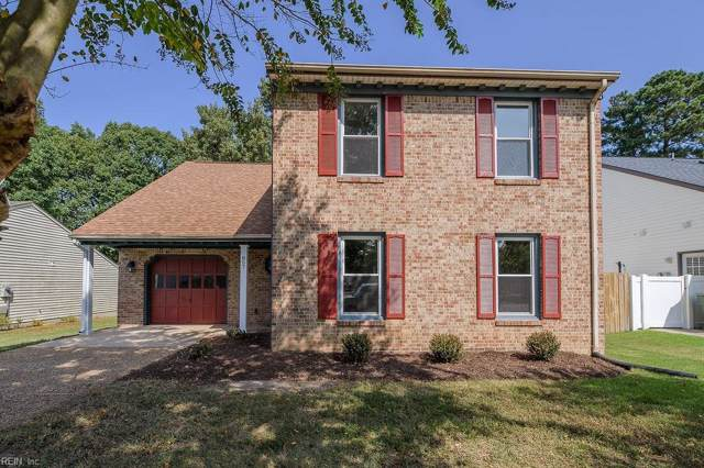 857 Weyanoke Ln, Newport News, VA 23608 (MLS #10284297) :: Chantel Ray Real Estate