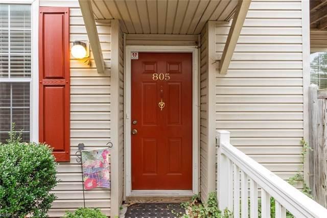 805 New Day Ct, Newport News, VA 23602 (#10284313) :: Rocket Real Estate